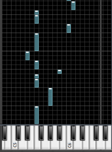 Idea – Rotated Piano Roll For Linux Music Software